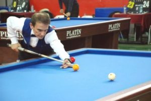 World 3 Band Billiards Championship in Antalya